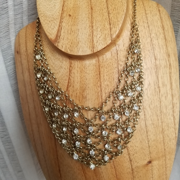 Net Glam Necklace